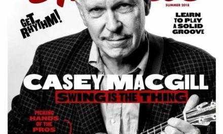 Mr. Casey McGill!