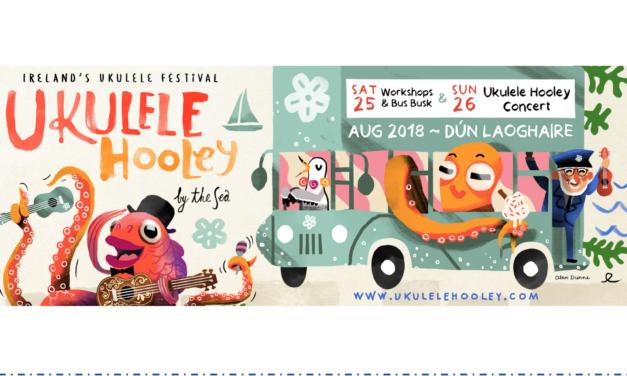 Ukulele Hooley 2018