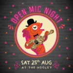 Ukulele Hooley Open Mike