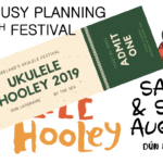 10th ANNIVERSARY UKULELE HOOLEY