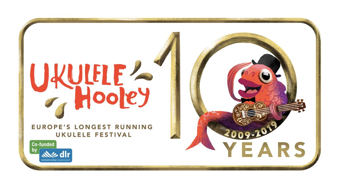 UKULELE HOOLEY 10th ANNIVERSARY