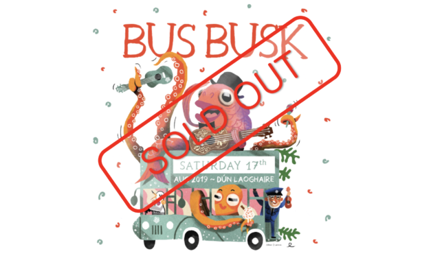 Bus Busk [SOLD OUT]