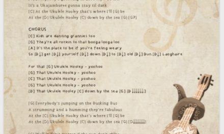 Ukulele Hooley Song