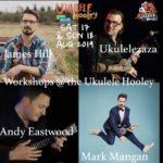 Workshops @ the Ukulele Hooley