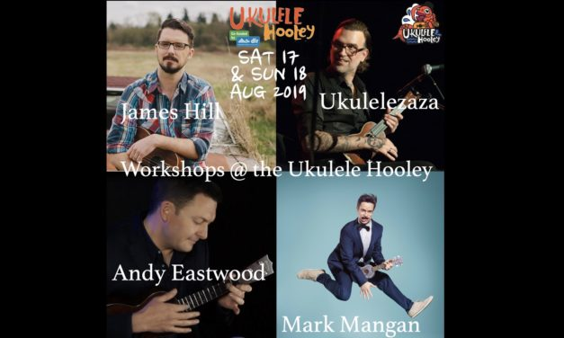 Workshops @ the Ukulele Hooley
