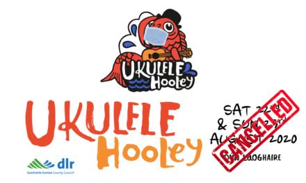 UkuleleHooley 2020 Cancellation